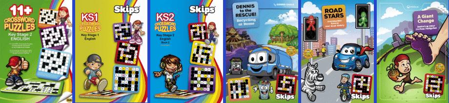 skips educational and life skills books