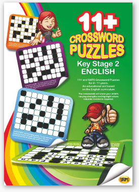Skips 11+ CrossWord book