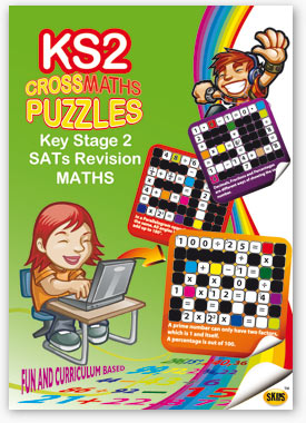 Skips Key Stage 2 CrossMaths book