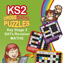 Skips KS2 CrossMaths Book