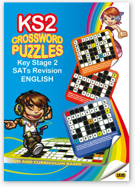 Skips KS2 CrossWord book